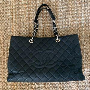 Chanel XL Jumbo GST SHW